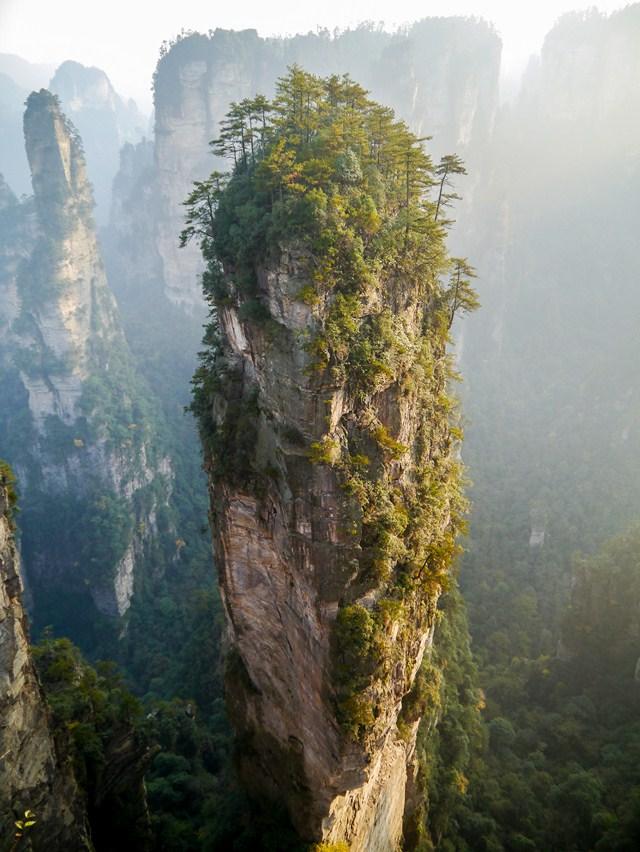 photos zhangjiajie chine hunan wulingyuan 5