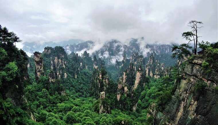 Parc national de Zhangjiajie