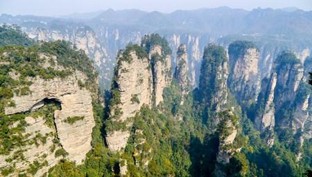 photos zhangjiajie chine hunan wulingyuan 3