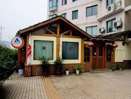 hotel zhangjiajie chine