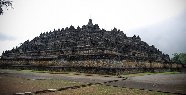 photos Borobudur indonésie