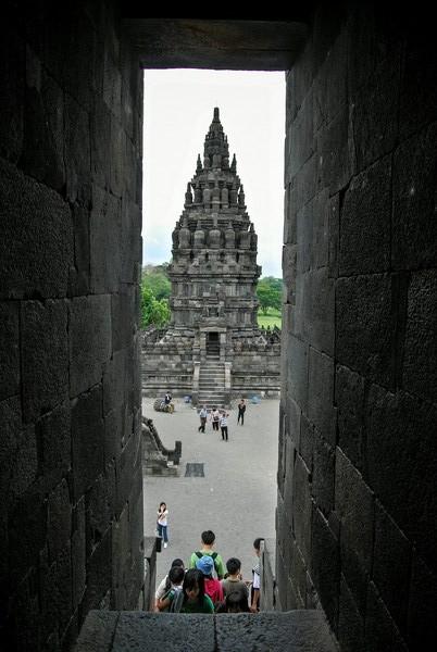 photos temple prambanan indonésie java