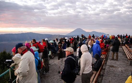 photo mont bromo indonésie
