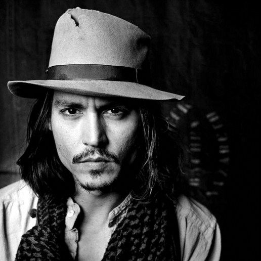 Johnny Depp Shantaram