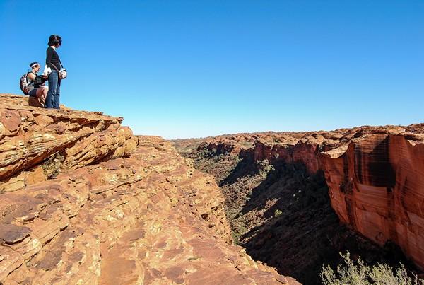 photo Kings Canyon Australie