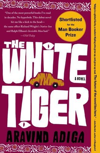 Le tigre blanc Aravind Adiga