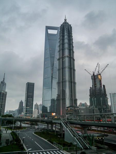 photo pudong shanghai chine