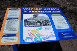 volcan tongariro nouvelle zelande