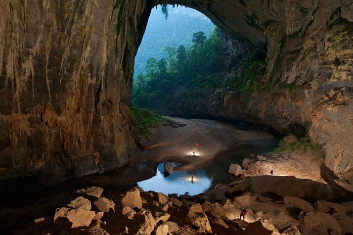 Grotte Vietnam Son Doong (3)