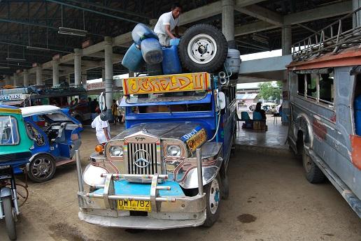 Photo Jeepney Philippines