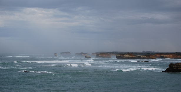 Great Ocean Road Australie paysage
