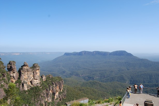Blue Mountains Australie (4)