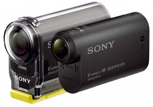 Action cam Sony HDR AS30V test 300x250