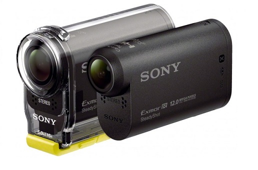 Action cam Sony HDR AS30V test Matériel: test de laction cam SONY HDR AS30V & quelques conseils