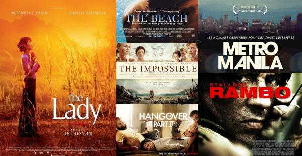 film asie Cinéma: 10 films à voir avant de partir en Asie du Sud Est