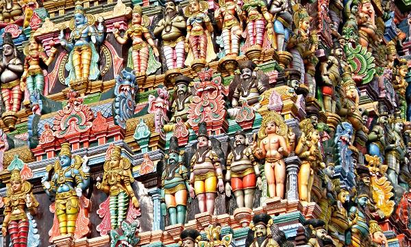 temple Minakshi Madurai Inde Photo 10 endroits à visiter absolument en Inde du Sud