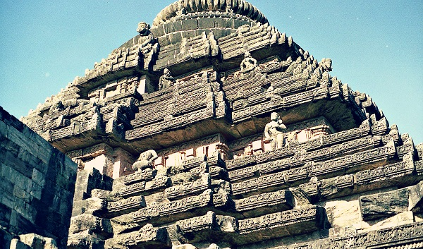 temple soleil Konarak Inde Photo