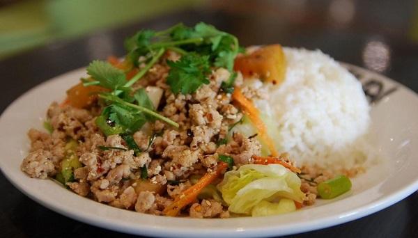 quoi manger en thailande