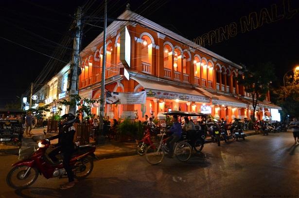 a visiter au cambodge