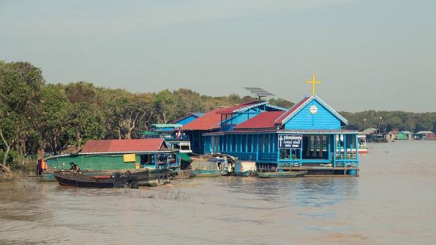 que visiter au cambodge