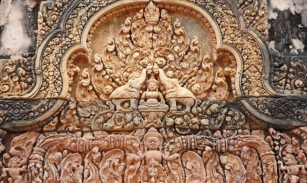 quoi visiter au cambodge