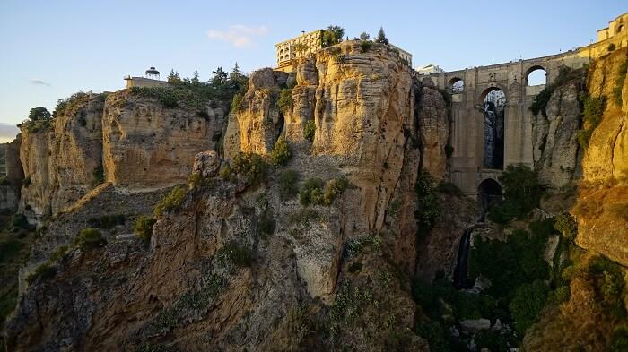 road trip andalousie