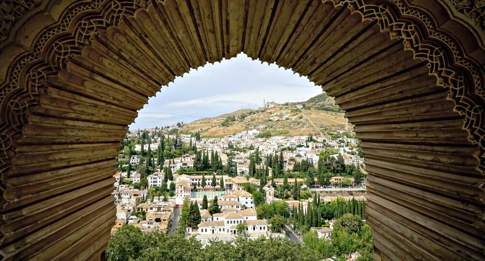 le palais de l alhambra grenade