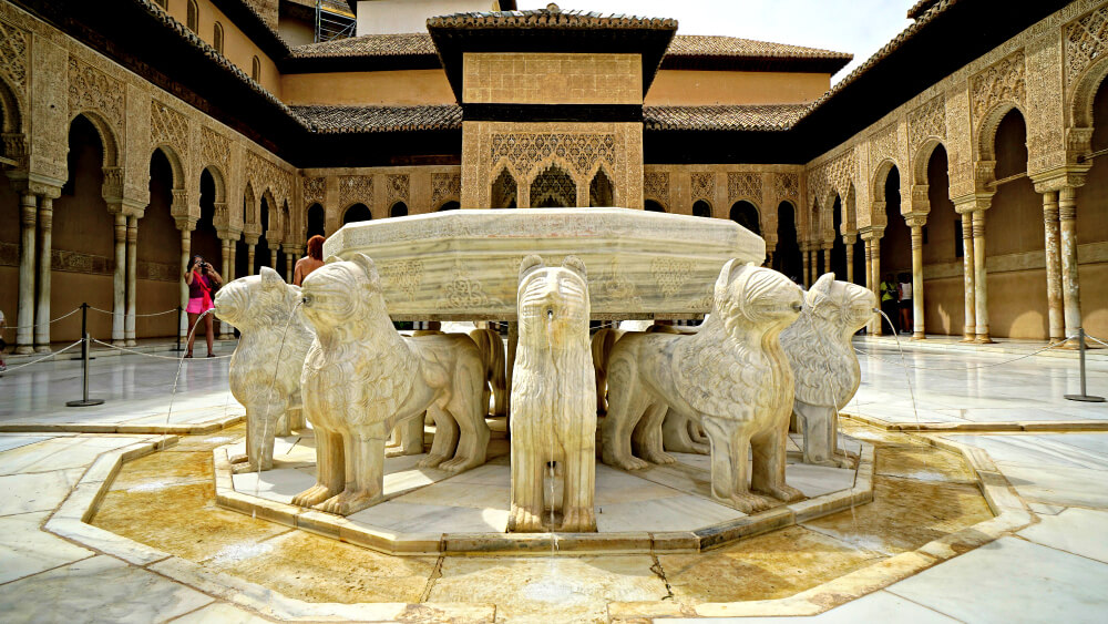 le palais de l alhambra