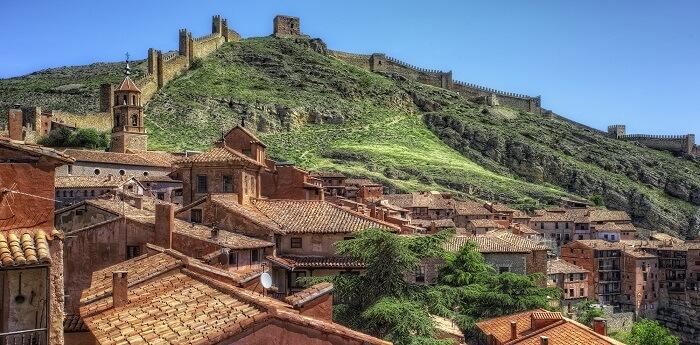 les plus beaux villages d espagne