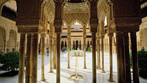 palais de l alhambra espagne
