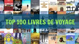 top 100 meilleurs livres voyages conseillés