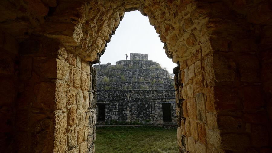 Ek Balam Mexique (12)