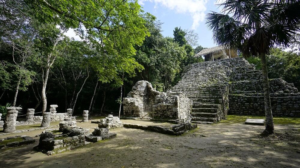 ruines de coba mexique (4)