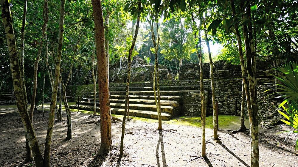 ruines de coba mexique (7)