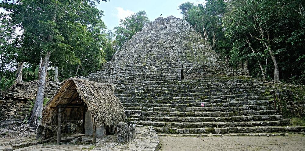 site archéologique coba