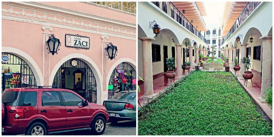 hotel valladolid mexique