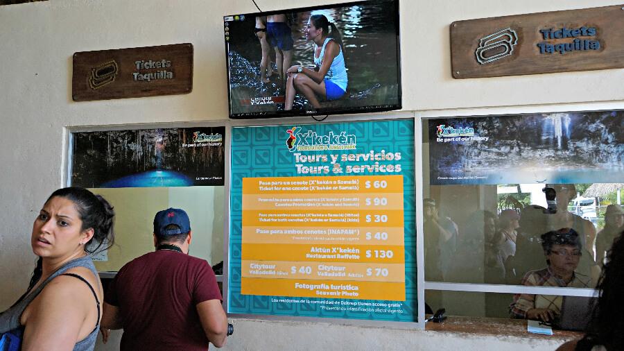 valladolid mexique cenote (17)