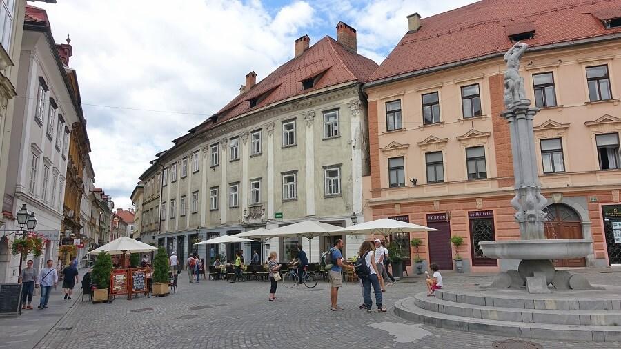 ljubljana slovénie tourisme