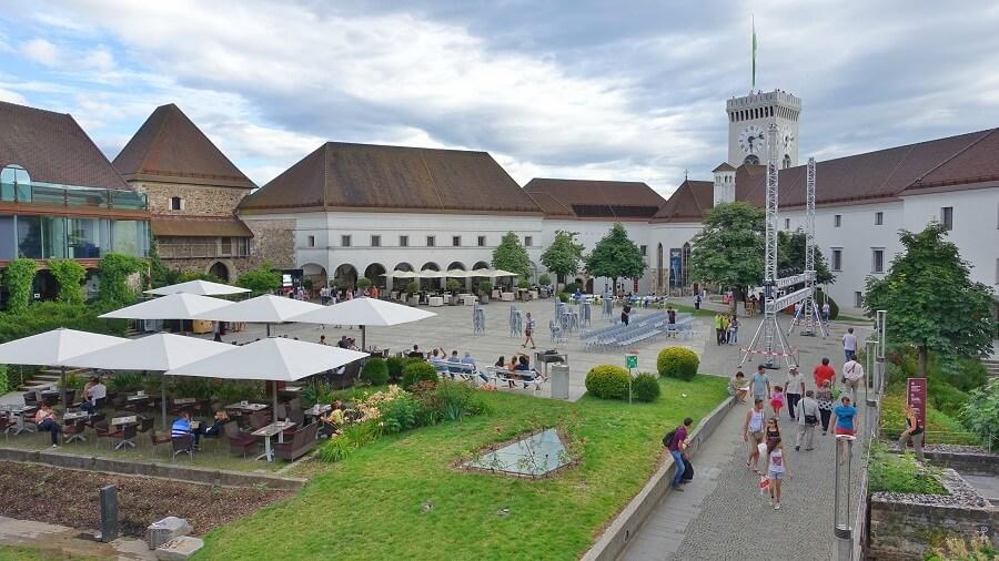 que faire a Ljubljana
