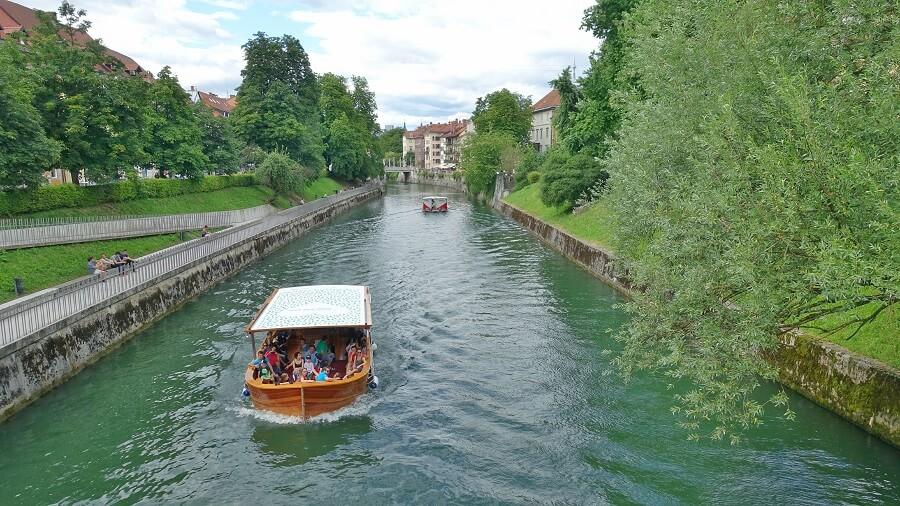 que voir a Ljubljana