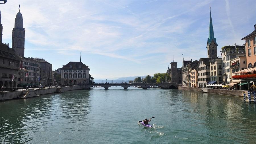 lieux d'intérêt suisse