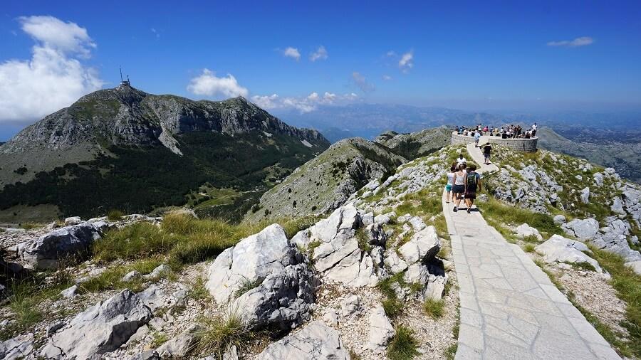 montenegró tourisme