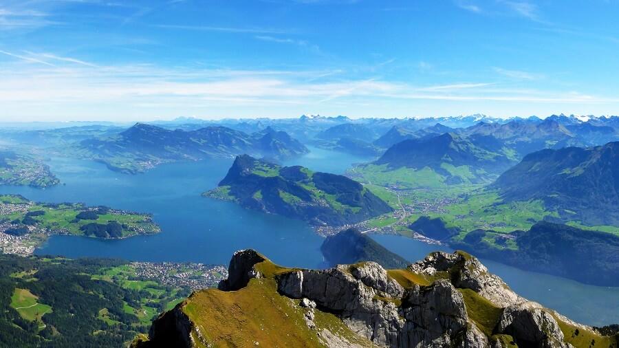 quoi voir en suisse