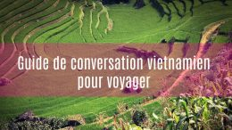 guide de conversation vietnamien