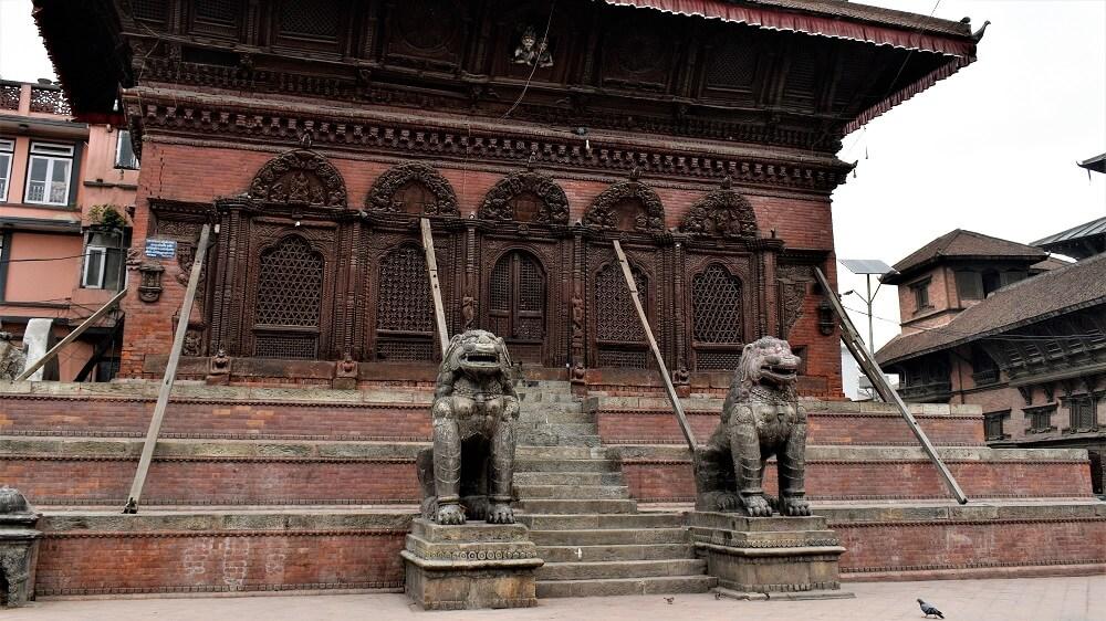 sites touristiques katmandou nepal