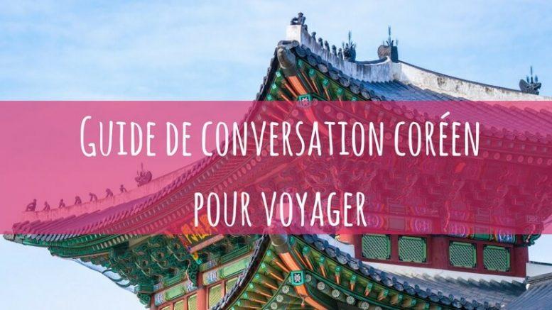 Guide de conversation coréen