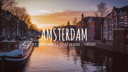 visiter amsterdam pays bas