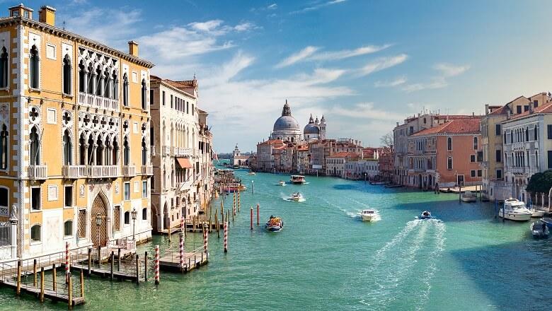 villes touristiques italiennes