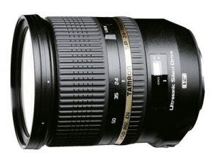 besten objektive für Vollformat Nikon FX