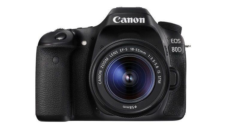 mejores objetivos para Canon-80d